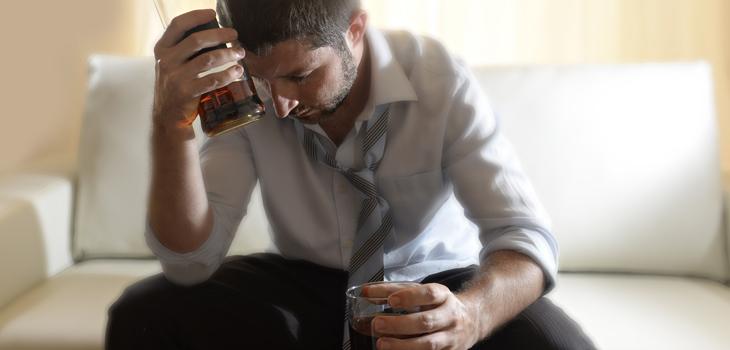 O centro de codificação de alcoolismo em Moscou