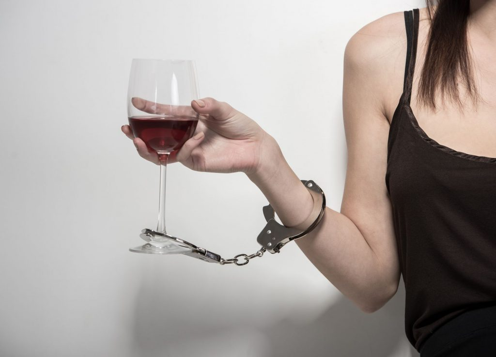 Compreensão da natureza de dependência de álcool