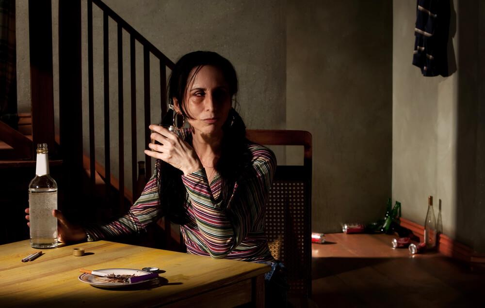 Alcoholism girl closet movie — photo 9