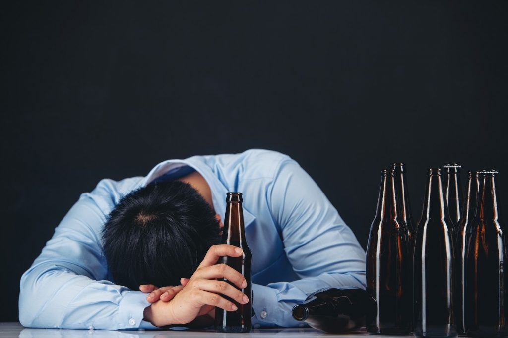 Clínicas para alcoólatras